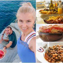 Kretos salos patiekalai – maistas kūnui ir sielai