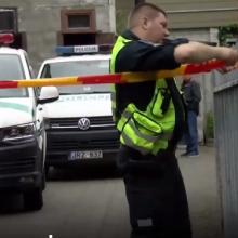 Kraupus penktadienio rytas: Vilniuje rastas nužudytas vyras, įtariamasis sulaikytas