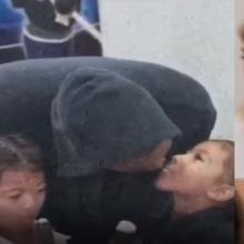 K. West ir K. Kardashian vaikai – lietuviškų ledų mėgėjai