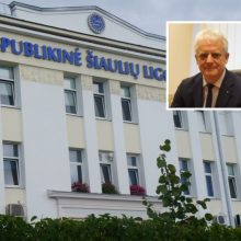 Medikų sąjūdis prašo nuo pareigų nušalinti Šiaulių ligoninės vadovus