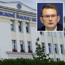 Kreipėsi į A. Dulkį dėl sprendimo atleisti Šiaulių ligoninės vadovą: ragina persigalvoti