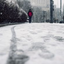 BPC: sulaukta 12 pranešimų apie nušalimus ar sušalusius asmenis