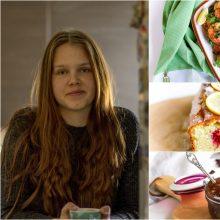 E. Dukauskaitė: maistas skanus tiek, kiek į jį įdedi meilės <span style=color:red;>(receptai)</span>
