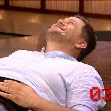 """M. Vitulskis: per dvi paras trukusį žmonos gimdymą """"atsijungiau"""""""