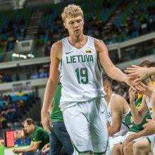 Krepšininkas M. Kuzminskas – apie keliones autobusais