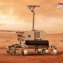 Kuo kvepia Marsas?