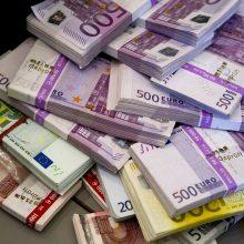 Iš įmonės banko sąskaitos pavogta daugiau nei 40 tūkst. eurų