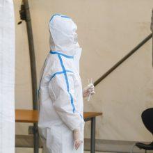 Koronavirusas Lietuvoje: užfiksuoti 72 nauji atvejai, mirė vienas asmuo