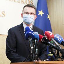 A. Dulkys: skiepų skandalai parodo, kaip sveikatos sistema funkcionuoja jau ne vieną dešimtmetį