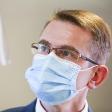 A. Dulkys: pandemijos piko metu reikėjo būti agresyvesniems priimant sprendimus