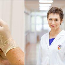 Prof. R. J. Nadišauskienė: mitas, kad vakcina nuo COVID-19 gali sukelti nevaisingumą