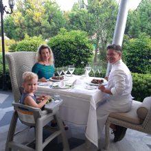 Į avantiūrą su šeima leidęsis D. Norvilas: čia skyrybų proceso pradžia