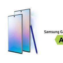 """""""Samsung Galaxy Note10"""" ir """"Note10+"""": ar jie išties verti dešimtuko?"""