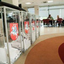 Referendumams dėl dvigubos pilietybės ir Seimo narių skaičiaus – 2,5 mln. eurų