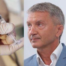 Medikai: tik penktadalis tėvų savo lėšomis paskiepijo vaikus nuo meningokoko