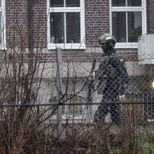 Švedijoje –  sprogimas prie mokyklos