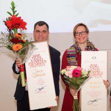Apdovanoti Vaikų literatūros premijos laureatai