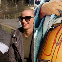 E. Petrausko žmona vėl ryžosi plastinei operacijai: vyras visiškai pritarė