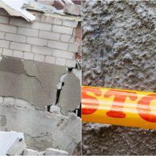 Kretingos rajone – nelaimė: sugriuvo namas, vienas žmogus žuvo (papildyta)