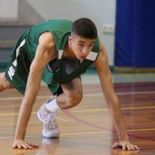 Pasvalyje – trečias jauniausias krepšininkas LKL