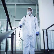 Estijoje nustatyti 355 nauji COVID-19 atvejai, mirė dar trys žmonės