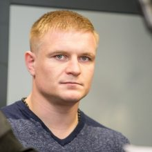 Boksininkas E. Petrauskas traukiasi iš olimpinio sporto