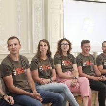 """""""Misijos Sibiras"""" dalyviai: turime labai daug istorijų, kurias norime papasakoti"""
