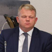 A. Palionis: ministerijos perkėlimui į Kauną reikia daugiau pinigų
