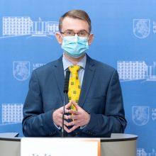 Ministras teigia, kad pandemija turėjo ir teigiamų pokyčių mūsų gyvenimams