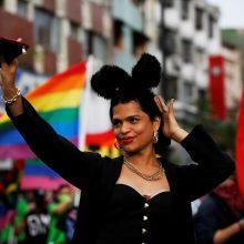 ES: pandemija didina smurtą prieš LGBTI žmones