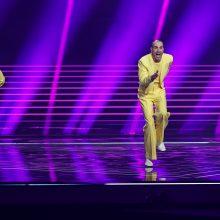 """Paskelbtas """"Eurovizijos"""" finalo dalyvių eiliškumas: kelinti pasirodys """"The Roop""""?"""