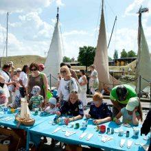 Lietuvos jūrų muziejus švenčia 40-metį