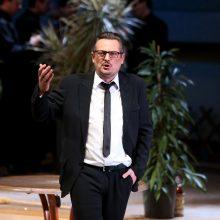 T. Girininkas kviečia į savo pirmąjį solinį koncertą su Kauno simfoniniu orkestru