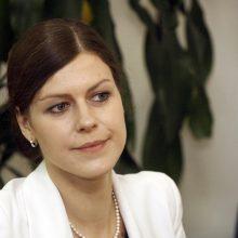 I. Genytė-Pikčienė apie G. Nausėdos siūlymus: tai neigiamai paveiktų darbo rinką