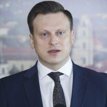 Sostinės konservatorių lyderiu antrai kadencijai perrinktas V. Benkunskas