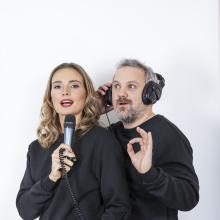 Muzikiniame projekte – dvi kartos vienoje scenoje