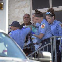 Baltimorės klinikoje per šaudymą žuvo du žmonės, dar du – sužeisti