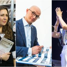 Į nacionalines meno premijas siūlomi K. Sabaliauskaitė, E. Jakilaitis, A. Grigorian