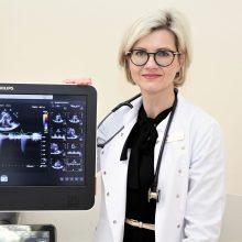 Profesorė D. Žaliaduonytė: kardiologų pacientams pastarieji metai buvo dramatiški