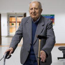 Mokytojas su persodinta širdimi išgyveno 34 metus