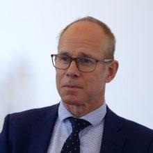 Pasaulyje garsus onkologas R. J. Thomas: vėžiu sergantis žmogus gali labai sau padėti