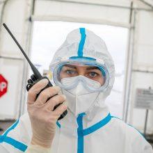 Susirgimų koronavirusu daugėja: patvirtinti 193 nauji atvejai, mirė vienas žmogus