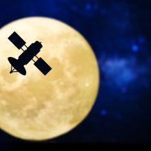 Rusija ir Kinija planuoja statyti bendrą mokslinę Mėnulio stotį