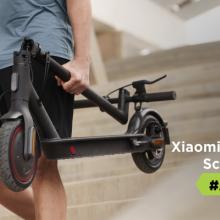 """Elektrinio paspirtuko """"Xiaomi Mi Electric Scooter Pro 2"""" apžvalga"""