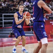 Pasaulio čempionato atidarymo mače – lengva serbų pergalė