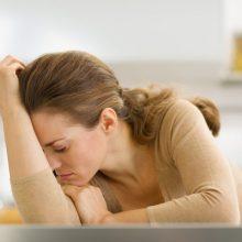 Migrena sergančios moters kasdienybė – 18 skausmo dienų per mėnesį