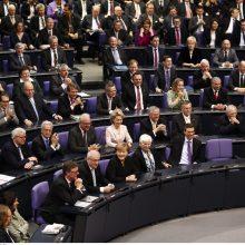 Europos Komisija baiminasi Rusijos kišimosi į Europos rinkimus