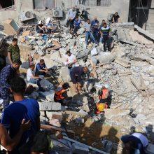 Ekspertai: Izraelio ir Palestinos konfliktas užprogramuotas žydų valstybės kūrimosi istorijoje