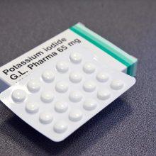 Jodo tabletes vilniečiai gali atsiimti iki sausio pabaigos