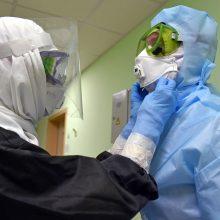 Sveikatos apsaugos ministras nesupranta, kaip gydytojams gali mažėti algos